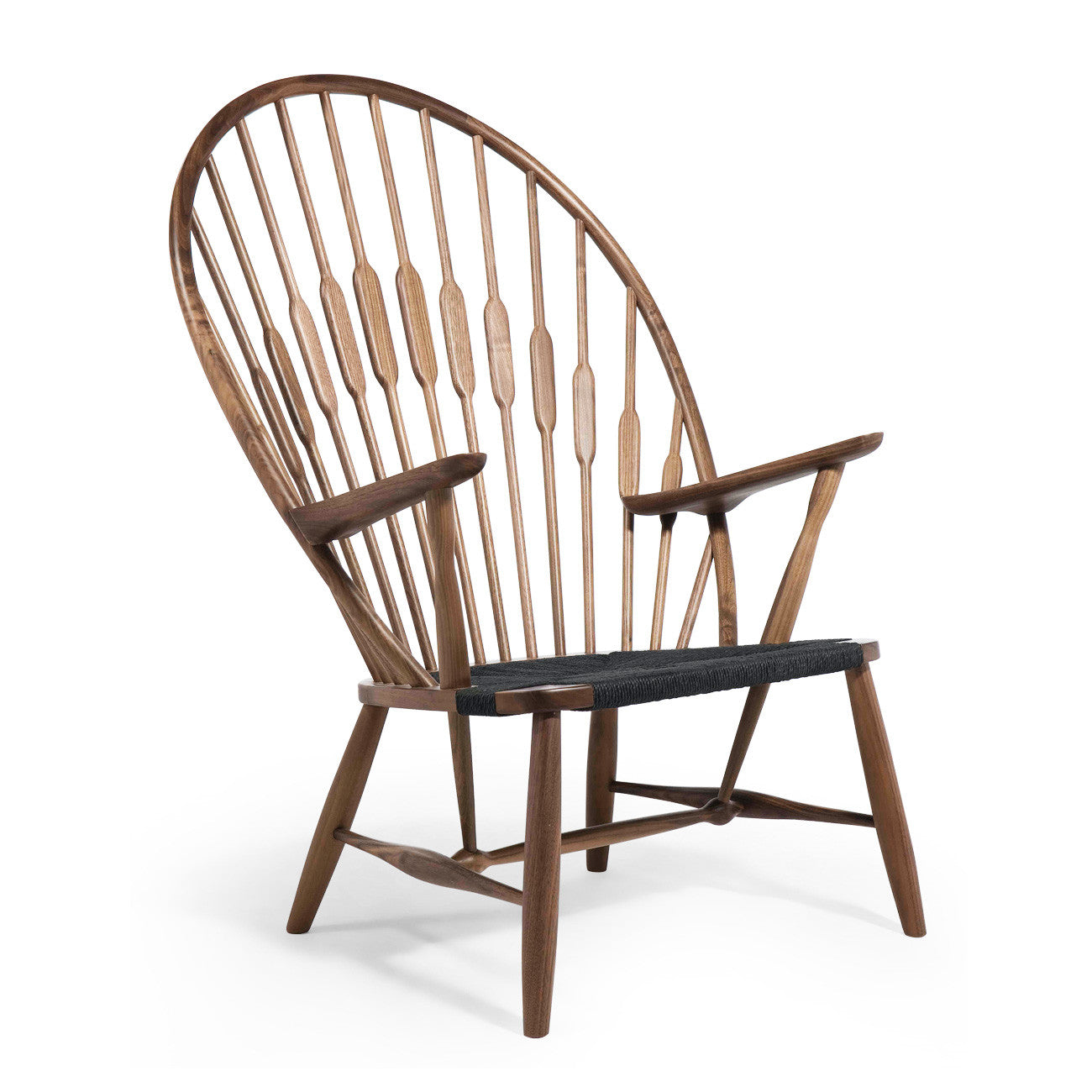 Reproduction Wegner Peacock Arm Chair