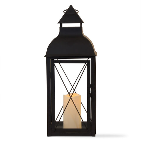 Crosby Flameless LED Lantern