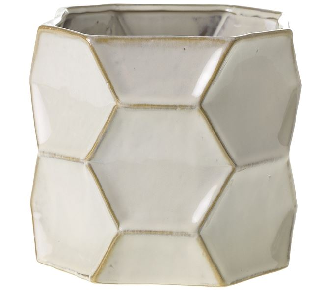 Honeycomb Pot
