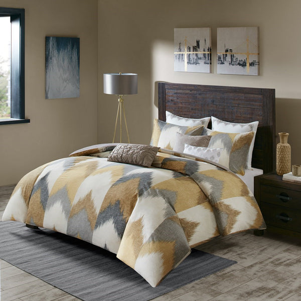 Alpine 3 Piece Duvet Cover Mini Set