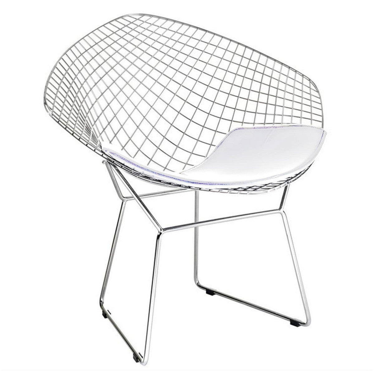Reproduction Wire Diamond Chair