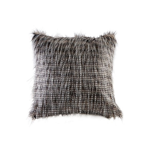 Edina Faux Fur Pillow
