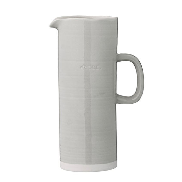 Water Embossed Water Pitcher