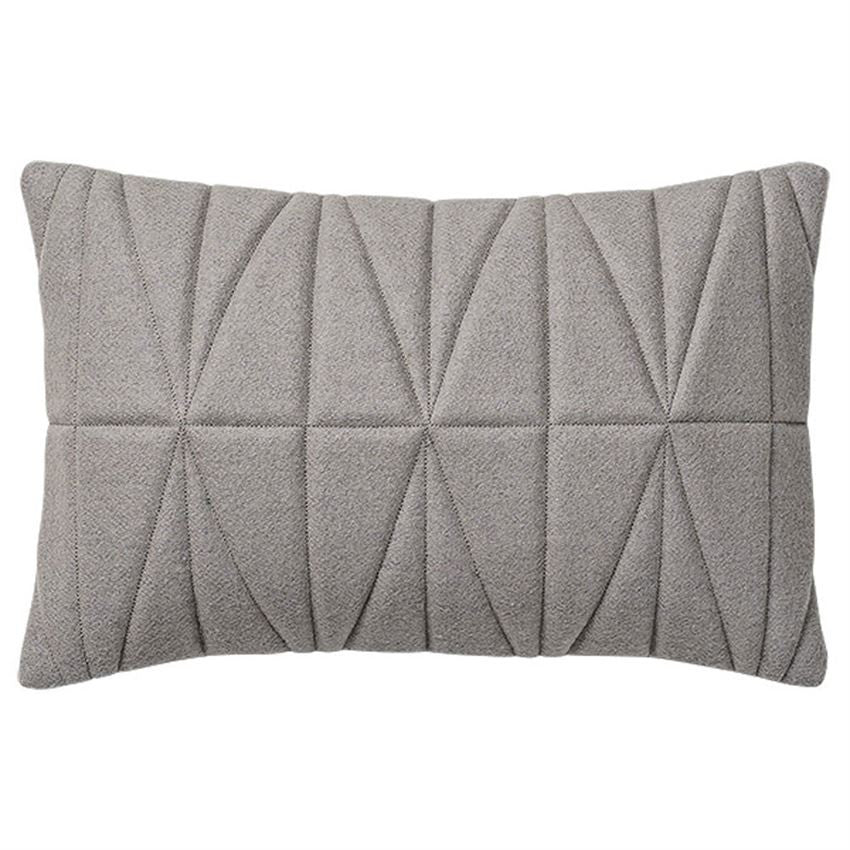 Quilted Felt Pillow
