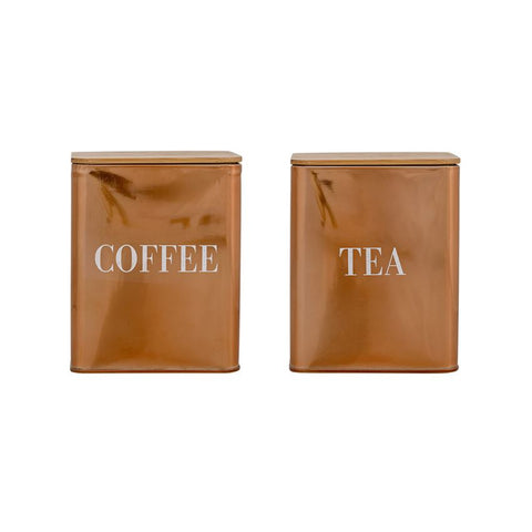 Coffee/Tea Stainless Steel Containers