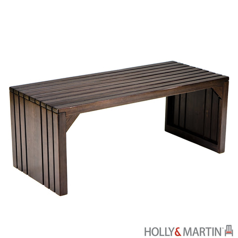 Hallock Slat Bench/Table