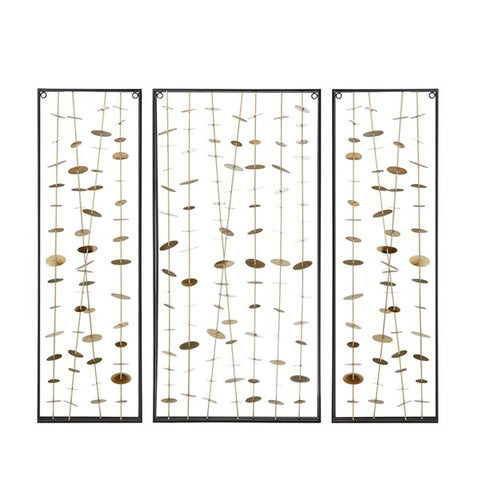 Clement Metal Wall Decor - Set of 3