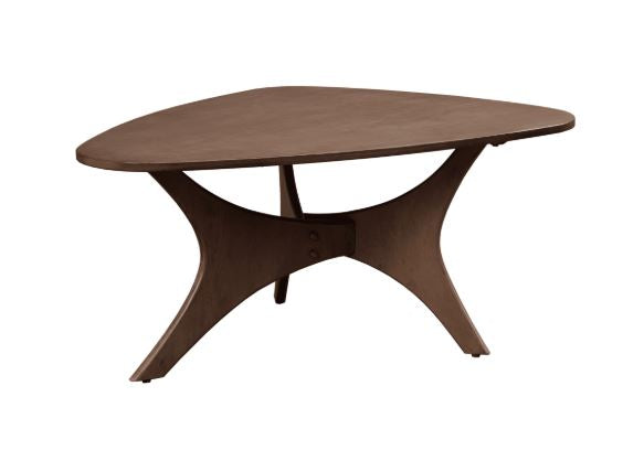 Triangle Wood Coffee table