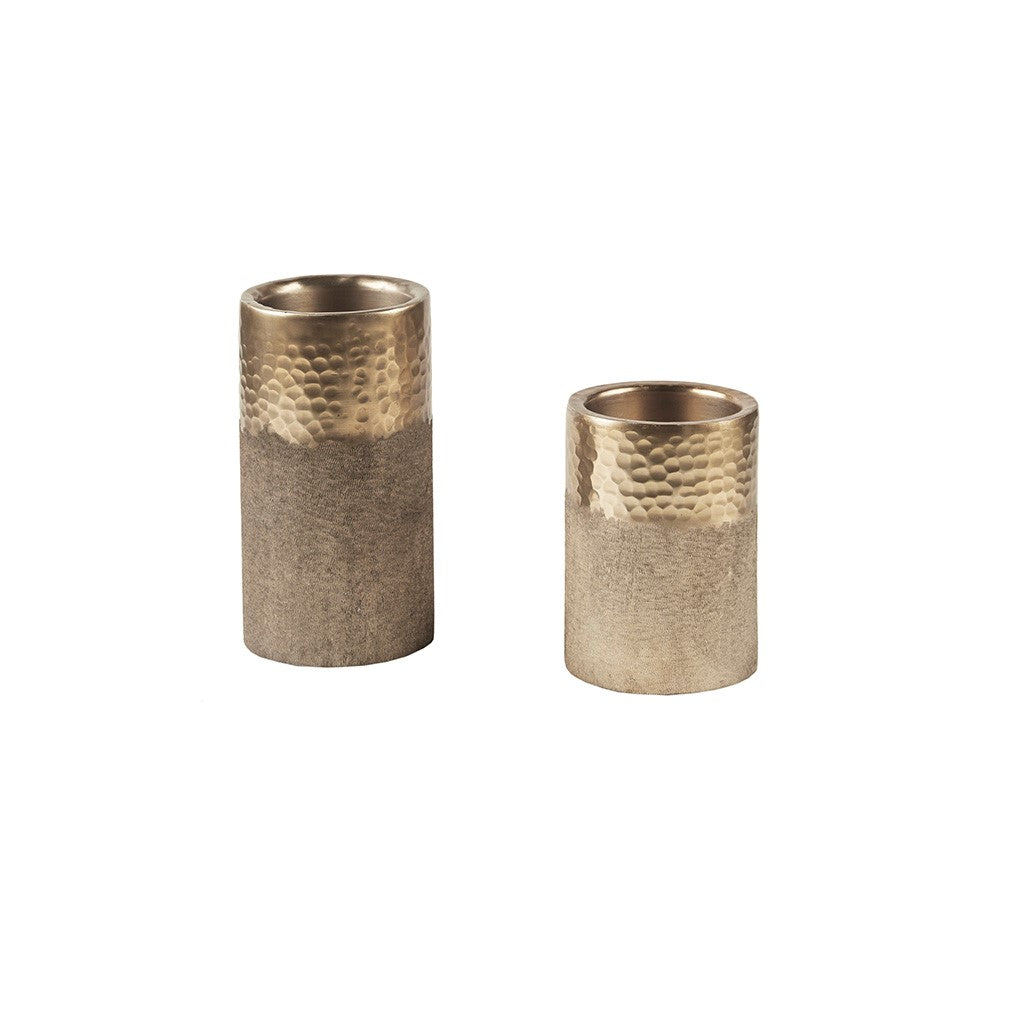 Utrecht Candle Holder Set of 2