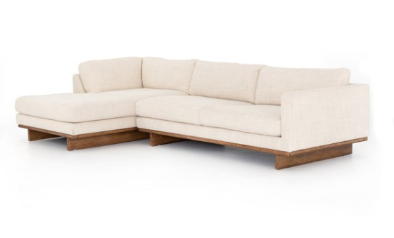 Everly 2 Piece Sectional