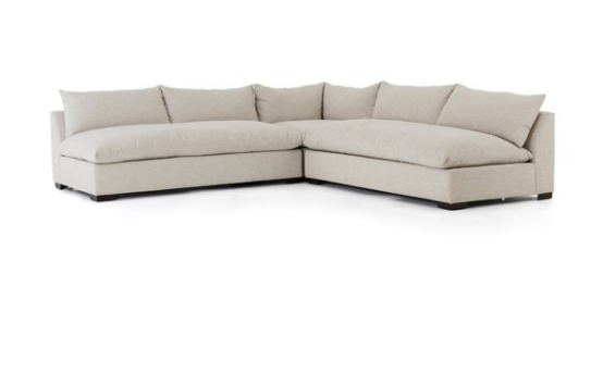 Grant 3 Piece Sectional