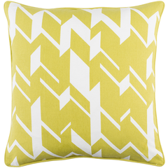 Mod Geometric Pillow