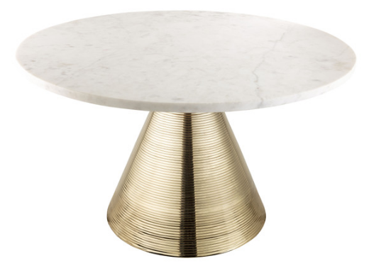Tempo Marble Cocktail Table