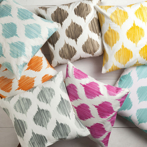 Ogee Pillow Multiple colors