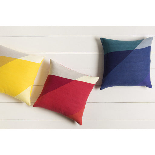 Teori Geometric Pillow, Multiple Colors