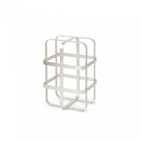 PULSE WINE RACK NICKEL