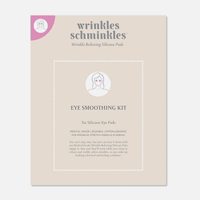 Eye Wrinkle Smoothing Kit (6 Silicone Eye Pads)
