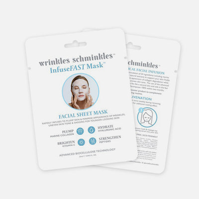 InfuseFAST Facial Sheet Mask (5 Sheet Masks)