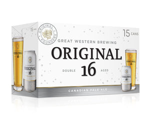 ORIGINAL 16 PALE ALE (15 x 355ml)