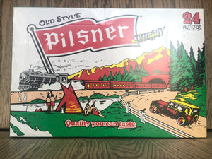 PILSNER 24 PACK CANS (24 x 355ml)