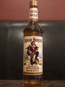 CAPTAIN MORGAN SPICED RUM 750 ML