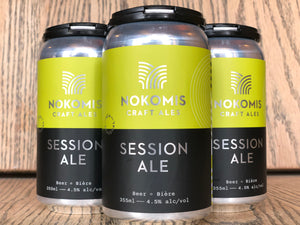 NOKOMIS SESSION ALE (4 x 355ml)