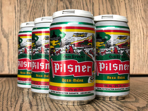 PILSNER 6 PACK CANS (6 x 355ml)