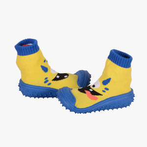 "Skidders Baby Boys Shoes ""Yellow Minion"""