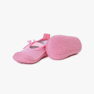 "Skidders Baby Girls Mary Jane Shoes ""Solid Pink Ballerina"""