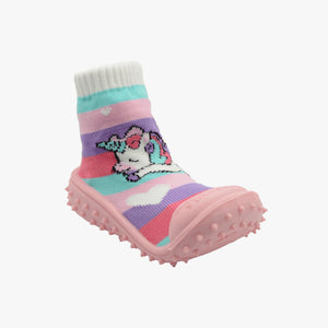 "Skidders Baby Girls Shoes ""Baby Unicorn"""