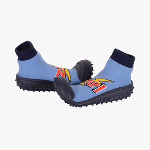 "Skidders Baby Boys Shoes ""Zap Lightning"""