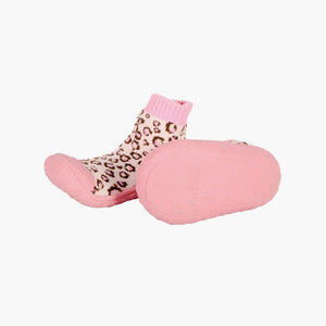 "Skidders Baby Girls Shoes ""Leopard"""