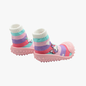 "Skidders Baby Girls Shoes ""Unicorn"""