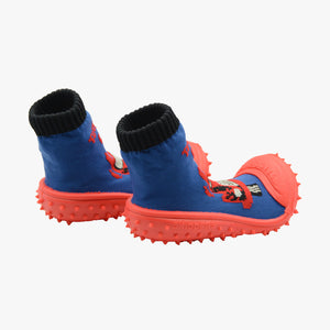 "Skidders Baby Boys Shoes ""Tough Like Daddy"""