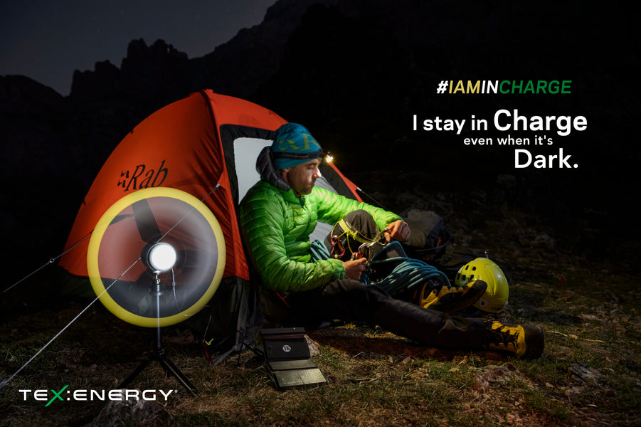 #IamIncharge with Infinite Air 12V