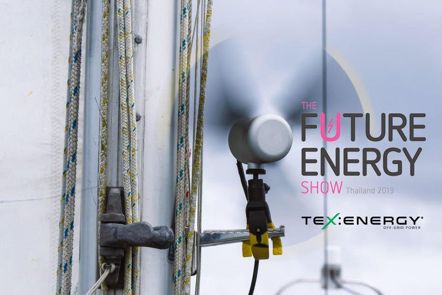 Texenergy at The Future Energy Show Thailand 2019