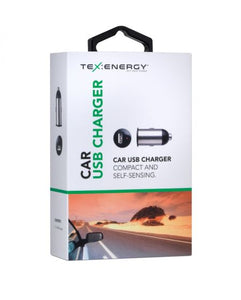 USB Car Charger Packaging