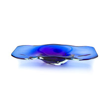 Load image into Gallery viewer, Sculpted Platter - David Reade Glass Art