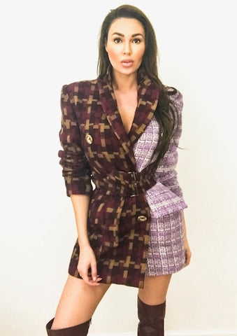 Mercer Blazer Dress