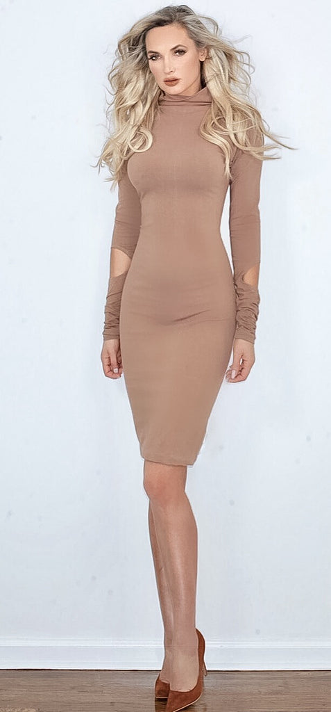 Bourbon Pencil Dress