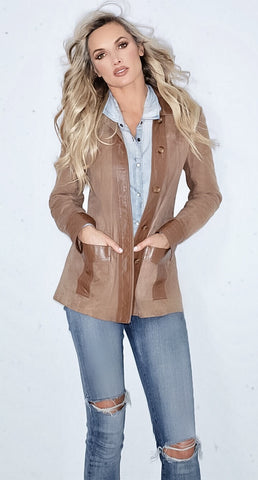 Woodford jacket -SOLD OUT