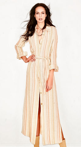 Mary Ann Shirt Dress