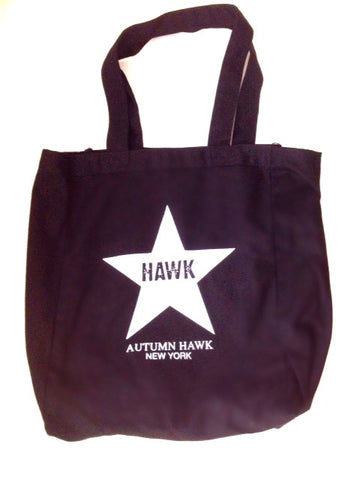 Autumn Hawk Tote Bag