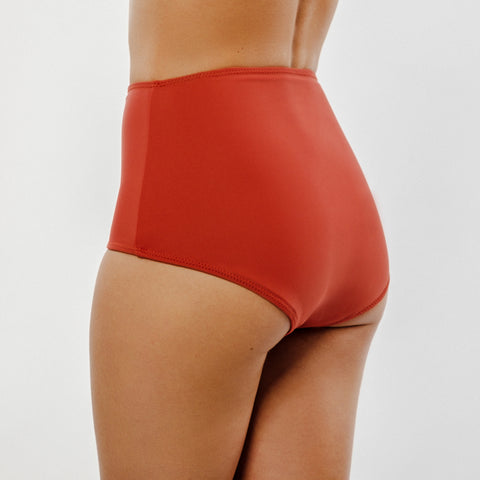 Rusty Brown - Bikini Panty HighHip - badaga