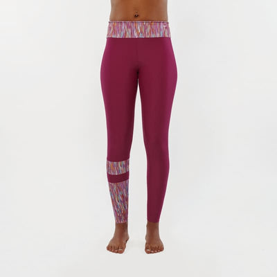 Pink Jungle - Leggings - badaga