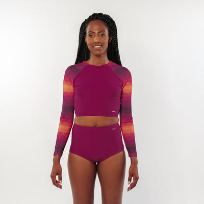 Enchanted Mermaid - RashGuard - badaga