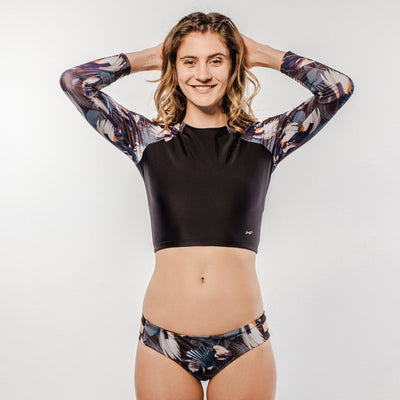 Night Flight - RashGuard - badaga