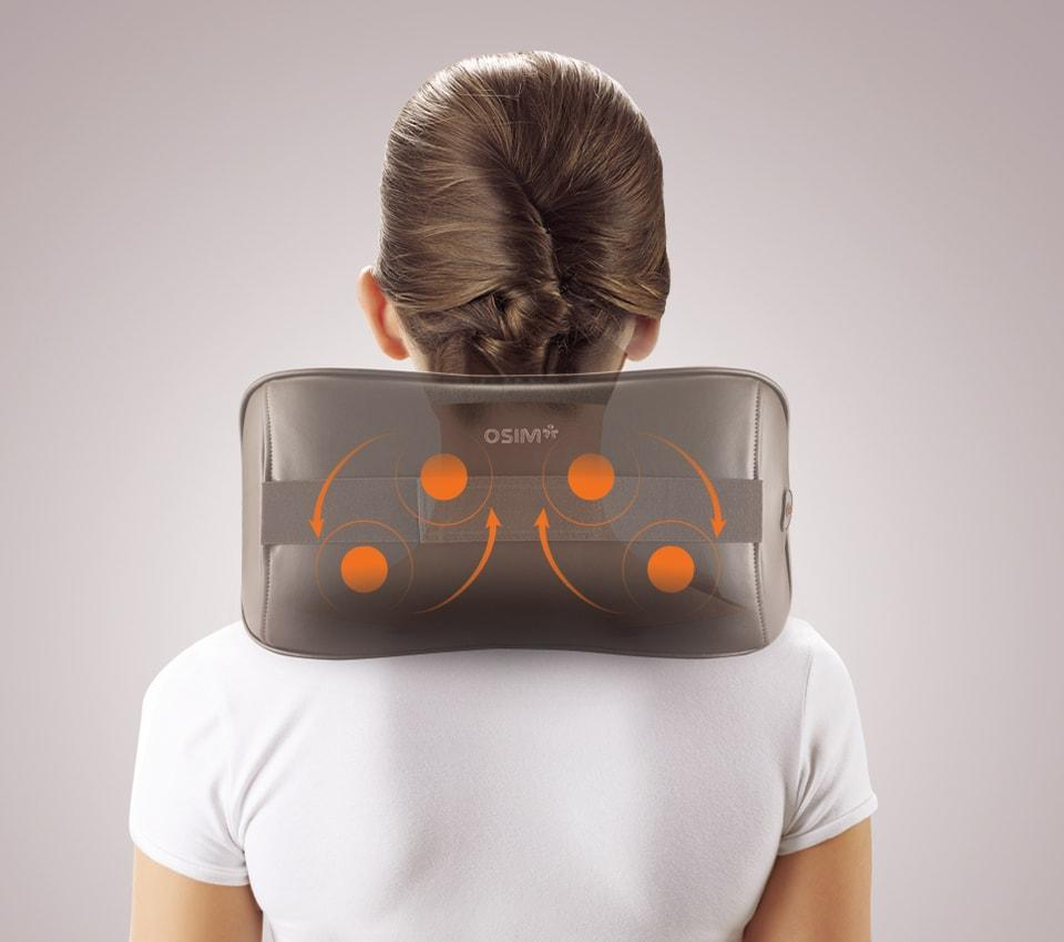 uCozy 3D Back Massager