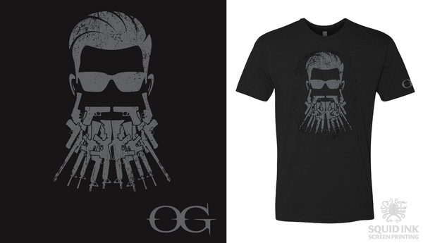 Freedom Beard T-Shirt (Pre-Order Only)