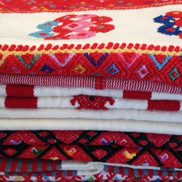 "Textile Making in Mexico by Cristina Potters of ""Mexico Cooks"""